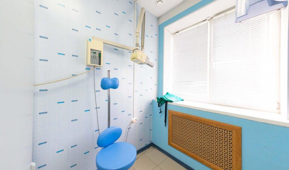 Радиовизиографический кабинет